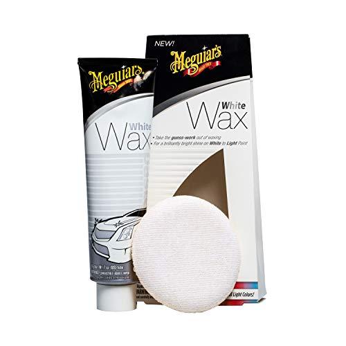 Meguiar's-G6107 White Wax Paste, 7 oz
