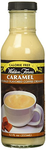 Walden Farms Coffee Creamers Calorie Free, Dairy Free, Carb Free And Vegan (Caramel)