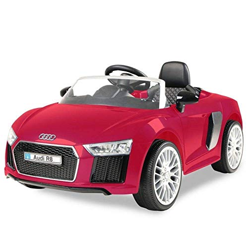Mini Carro Elétrico Audi R8 6 V Vermelho - Xalingo