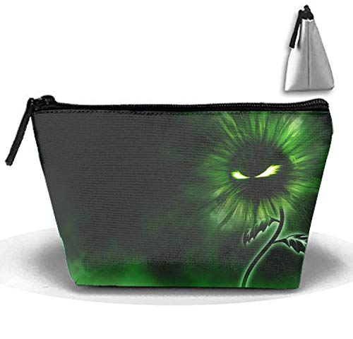 Trapezoidal Cosmetic Bags Makeup Toiletry Pouch Ice Hockey Travel Storage Bag Phone Purse