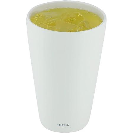 シービージャパン タンブラー ホワイト 食洗機対応 350ml 真空断熱 ステンレスタンブラー Mlte