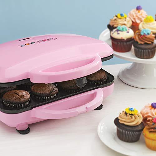 Product Image 3: Babycakes CC-12 Full Size Cupcake Maker, Pink