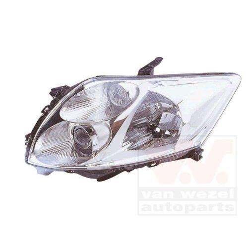 Van Wezel 5405965 koplamp links met knipperlicht