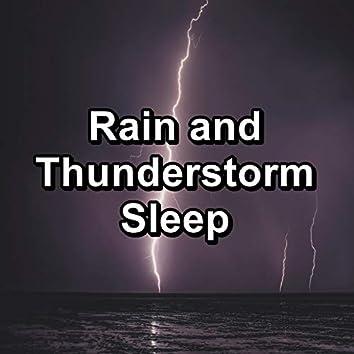 Rain and Thunderstorm Sleep