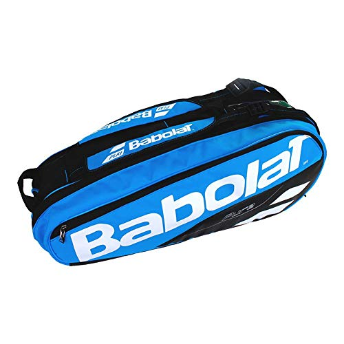 Babolat RH X 6 Pure Drive Raquetero, Adultos Unisex, Bleu...