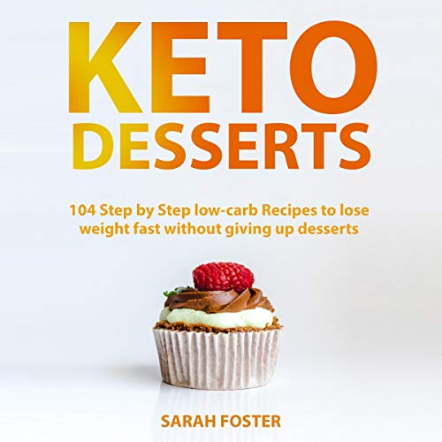 Keto Desserts cover art