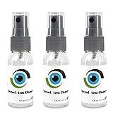 Nuovo Leader per la pulizia di lenti liquide detergente per lenti 3 x 29 ml per occhiali