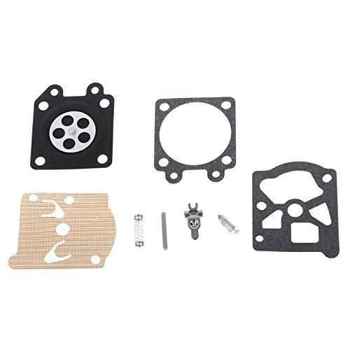 LICHONGUI Conjunto de Kit de reparación de carroqueros de Motocicleta Walbro para STIHL MS170 MS180 Piezas de Recambio de Motos