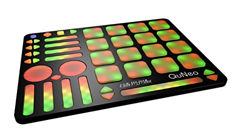 Keith McMillen Instruments P4 Keith QuNeo 3D Multitouch Kontroller