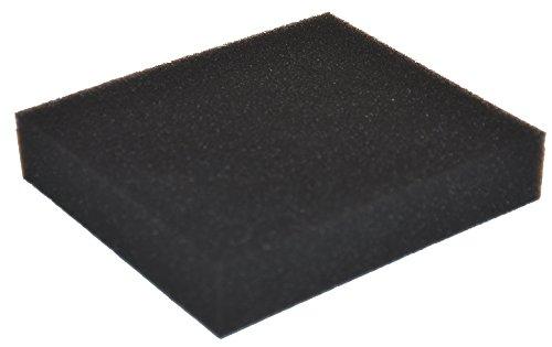 Greenstar 5855- Espuma de filtro para Castelgarden/Stiga 130x 108x 27mm
