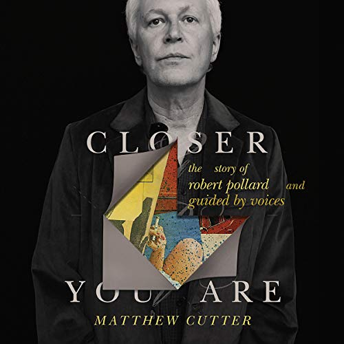Closer You Are audiobook cover art