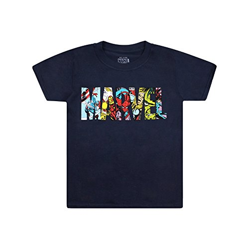 T shirt Marvel