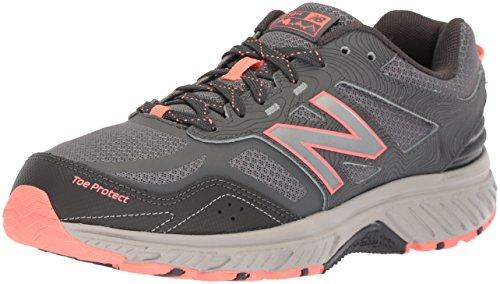 New Balance 510v4, Zapatillas de Trail Running Mujer, Acero, 37 EU
