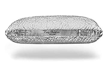 Official Nest Bedding - The Easy Breather Pillow - Superior Adjustable CertiPUR Memory Foam