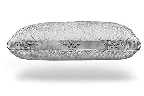 Nest Bedding - The Easy Breather Pillow - Superior Adjustable CertiPUR Memory Foam