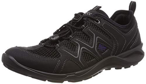 Ecco Damen TERRACRUISELTW Sneaker, Schwarz (Black/Black 51052), 39 EU