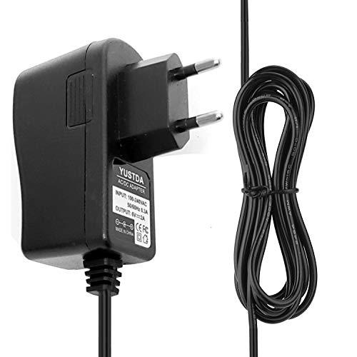 Yustda Netzteil Ersatz für Antigravitationsbatterien Micro Start XP-10 Starthilfe Netzkabel Kabel Ladegerät Netzteil