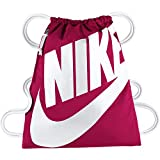 Nike Heritage Gymsack, Drawstring Backpack and Gym Bag with cinch sack closure and straps for...