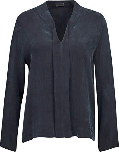 Drykorn Damen Bluse aus Cupro in Schwarz 3 / M