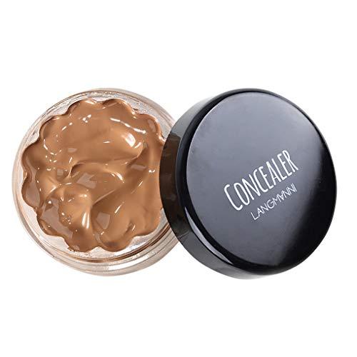 YOSIYO Hydratante Visage éclaircissant Correcteur Long Lasting Fond de Teint Liquide cosmétiques Maquillage Nutritifs, Type 11