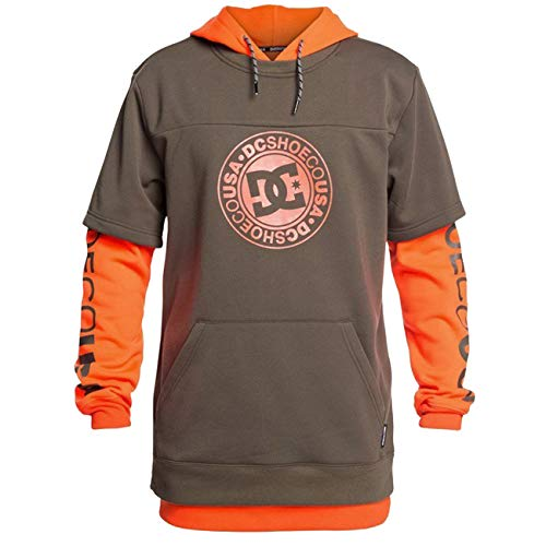 DC Shoes Dryden - Double Sleeve Hoodie - Männer
