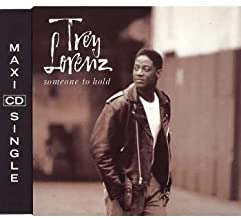 Someone to hold (prod. by Mariah Carey) (SINGLE-CD) by Trey Lorenz