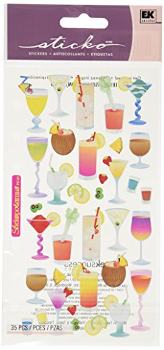 Sticko Stickers, Cocktails