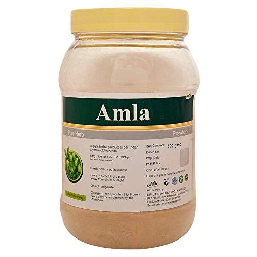 Jain Amla Powder - 500 g