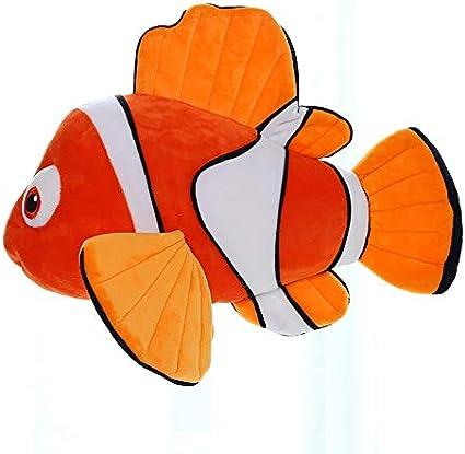 Peluches 23cm Buscando A Nemo Dory Juguetes De Peluche Animal De Peluche Dory Película Lindo Pez Payaso Suave Muñeca Chico Encantador Anime