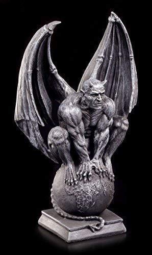 Gargoyle Figur Teufel | Grasp of Darkness | Gothic Deko Dämon