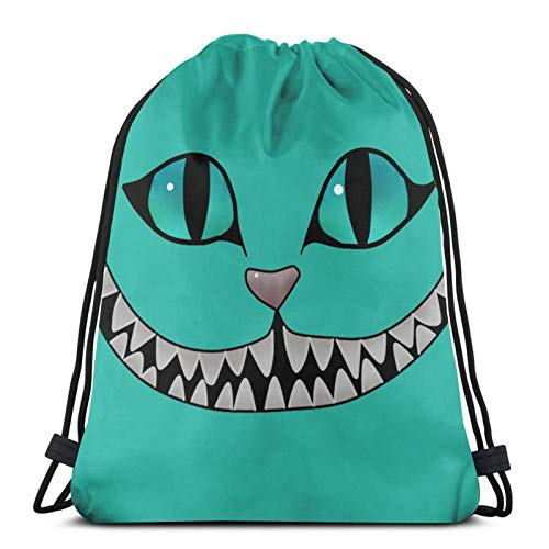 Mochilas con Cordón Ali-CE In W-Ond-ERL-and FA-CE Unisex Drawstring Backpack Sports Bag Rope Bag Big Bag Drawstring Tote Bag Gym Backpack In Bulk