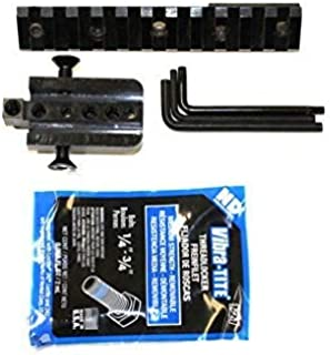 BadAce All Steel Picatinny Scope Rail for M1 / M14 / M1A