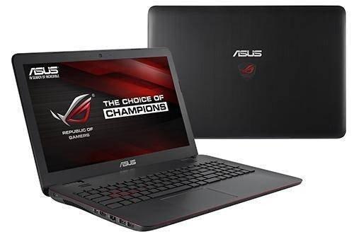 ASUS GL551 15-inch Gaming Laptiop [2014 Model]
