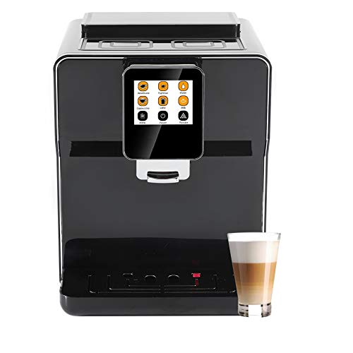 Hanchen Super Automatic Espresso Machine Coffee Maker Touch...