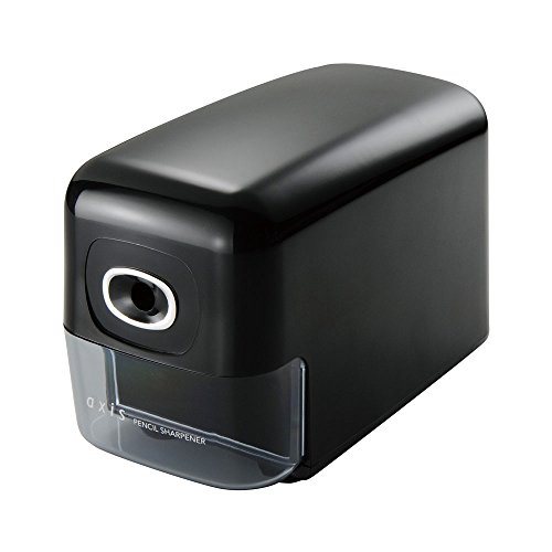デビカ 鉛筆削り 電動シャープナー A-05 ブラック 040791