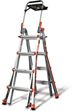 Little Giant Ladder Systems TitanX 17' Type 1 Ladder with AirDeck (Refurbished)