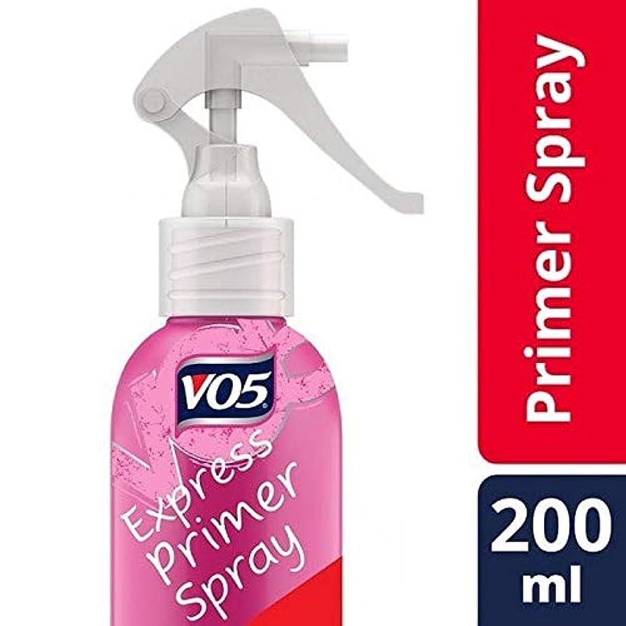 忙しい虚栄心迅速[VO5] Vo5急行プライマースプレー200ミリリットル - VO5 Express Primer Spray 200ml [並行輸入品]