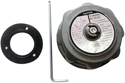 4178684 4222874 豪華な Diesel Fuel Tank Cap Tan Oil Hydraulic 新商品 SINOCMP -