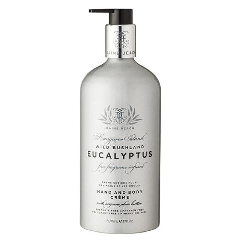 俳優半球人口MAINE BEACH マインビーチ Eucalyptus Series ボディクリーム ローション