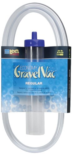 Lee's Regular Economy Gravel Vacuum