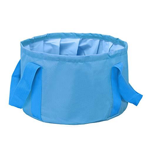 Limeow Faltschüssel für Camping Faltschüssel Camping Waschschüssel Outdoor Faltschüssel Faltbarer Eimer Faltbares Waschbecken Faltbarer Eimer für Outdoor Outdoor Faltbar Eimer Geeignet für Camping