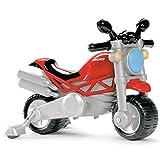 Chicco Ducati Monster Moto Giocattolo per Bambini, Gioco Cavalcabile con Clacson...