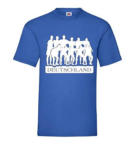 Shirtzshop shirt84.de - Camiseta de manga corta para hombre, diseño de Campeonato...