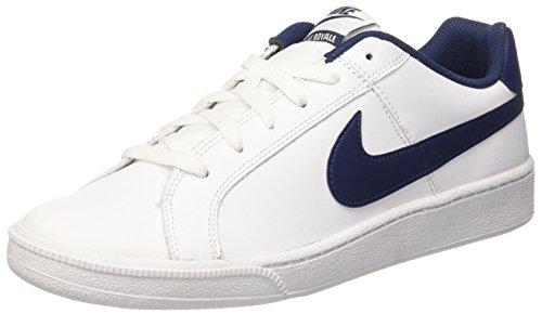 Nike Court Royale, Zapatillas de Tenis Hombre, Blanco (White/Midnight Navy), 48 1/2