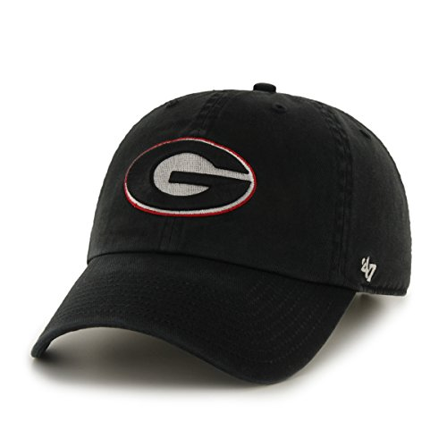 georgia bulldog hats fitted men - 4