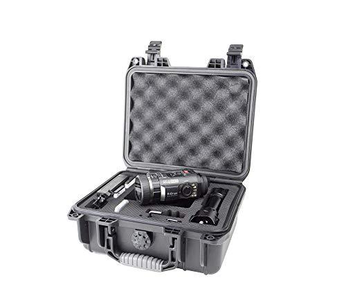 SIONYX Aurora Pro Explorer Night Vision Monocular Camera Kit – Includes Aurora Pro Camera, IR Illuminator, Picatinny rail mount, Rechargeable batteries & charger, 32GB microSD card
