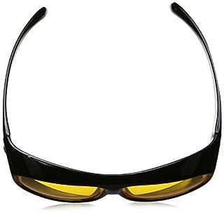 عروض HD Night Vision Wraparounds Wrap Around Glasses