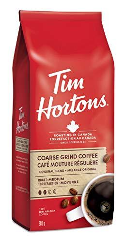 Tim Hortons Coarse Grind Original Blend 300g