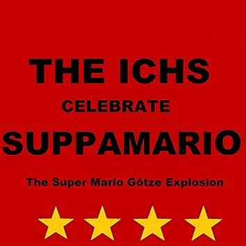 Celebrate Suppamario (The Super Mario Götze Explosion)