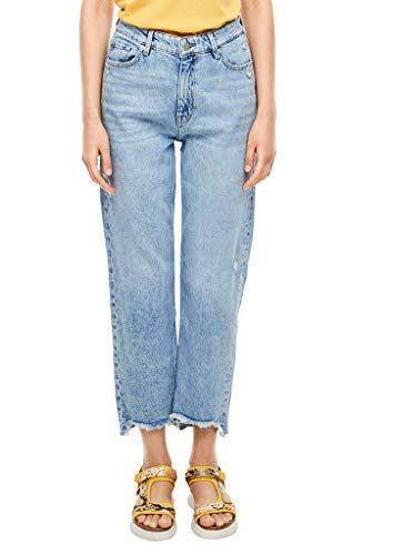 s.Oliver 120.10.006.26.180.2039361 Jeans, 53z6, 34 Donna